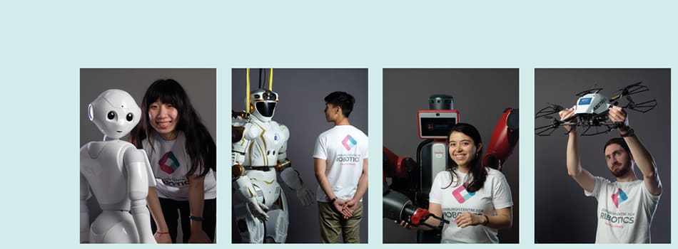EPSRC Centre for Doctoral Training in Robotics and Autonomous Systems