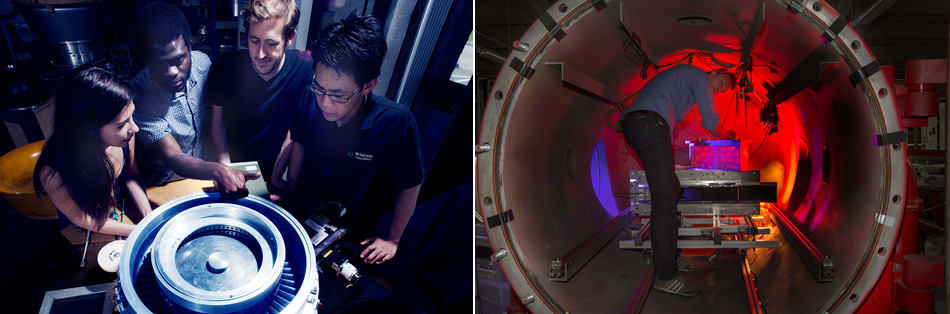 EPSRC Centre for Doctoral Training in Future Propulsion and Power (MRes & PhD)