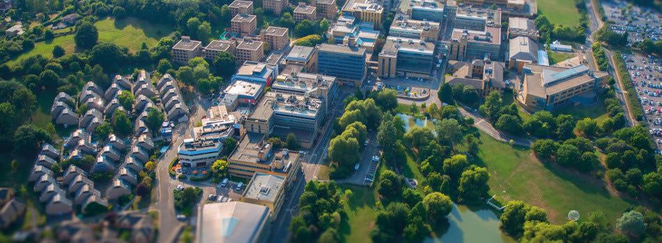 The University of Surrey's PhD webinar series