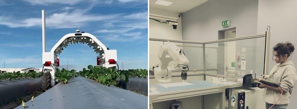 EPSRC Centre for Doctoral Training in Agri-Food Robotics: AgriFoRwArdS