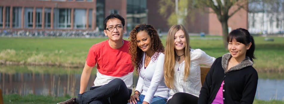 University Logo logo for The best University in the Netherlands