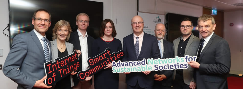 SFI Centre for Research Training in Advanced Networks for Sustainable Societies