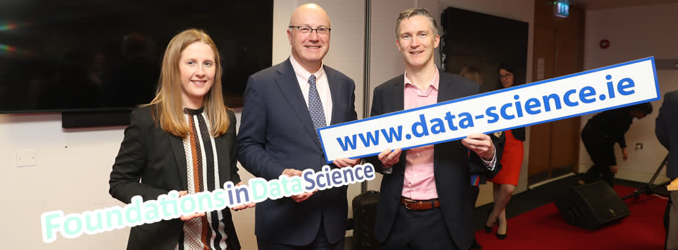 SFI Centre for Research Training in Foundations of Data Science