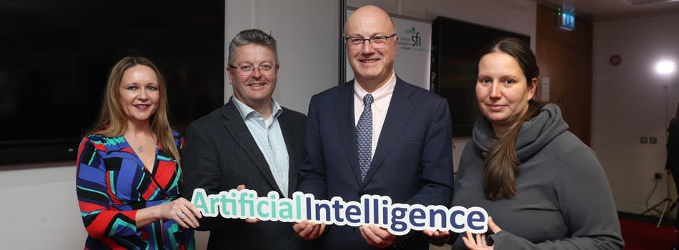 SFI Centre for Research Training in Artificial Intelligence