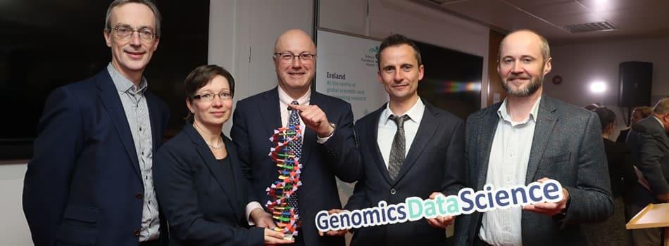 SFI Centre for Research Training in Genomics Data Science