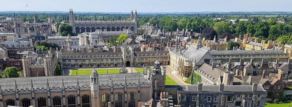 University of Cambridge Open Day