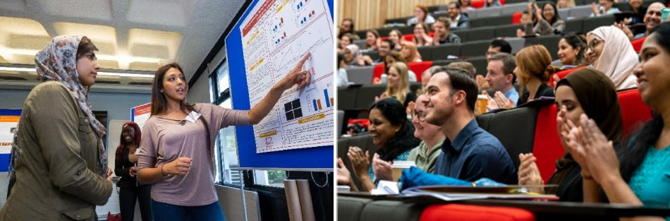 Our fascinating and inspiring annual Doctoral Research Conference