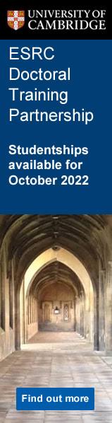 University of Cambridge Featured PhD Programmes