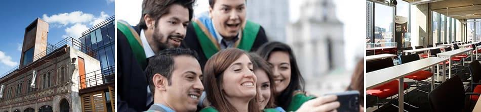 Glasgow Caledonian University (GCU), London Campus